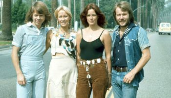 Abba - fashion in the 1980s